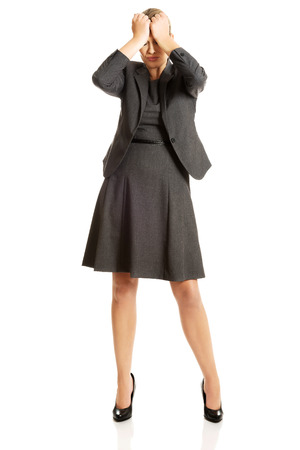 camouflage woman: Woman covering her face to camouflage. Stock Photo