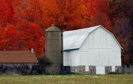 County E Stock Photo