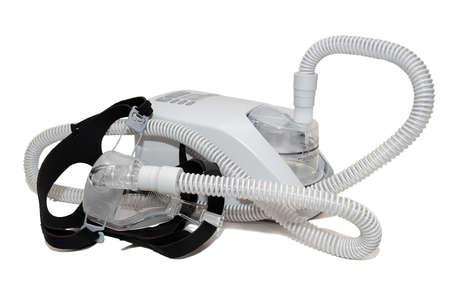 CPAP machine for sleep apnea photo