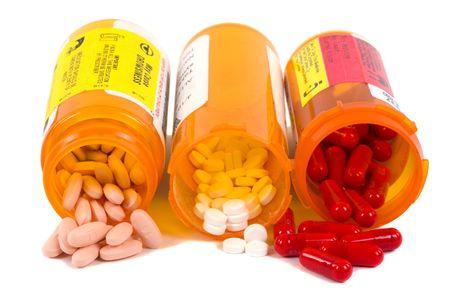 Different kinds of medication
