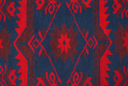 oriental rug: Handmade Turkish carpet (made with natural root colors)