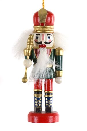 christmas military: Nutcracker ornament