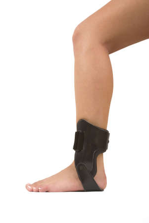 Sports Injury( ankle brace)