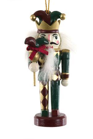 Nutcracker ornament photo
