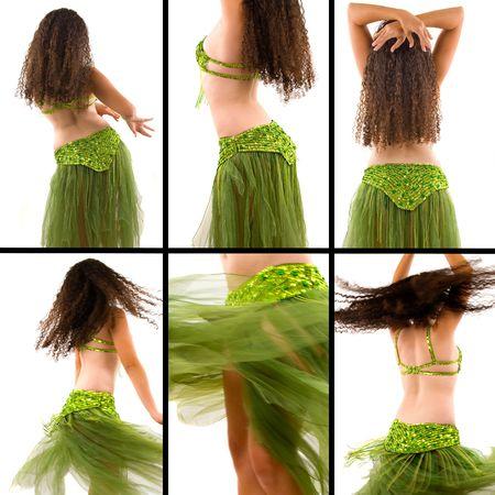 buikdansen: Buikdansen collage