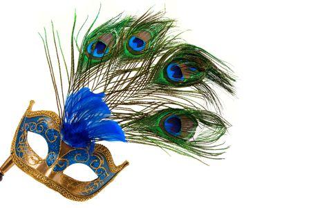 Italian hand painted mask Stock Photo - 6916746