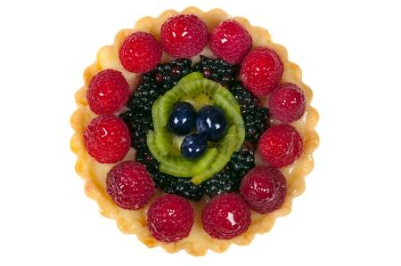 Crostata di frutta Archivio Fotografico - 19490527