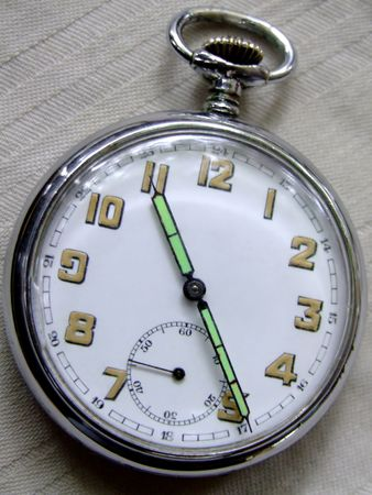 cron�grafo: Precisi�n retro anal�gico cron�grafo cron�metro de bolsillo