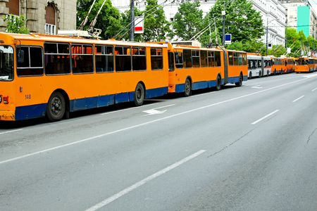 standstill: Power grid problems and all trolleybus standstill