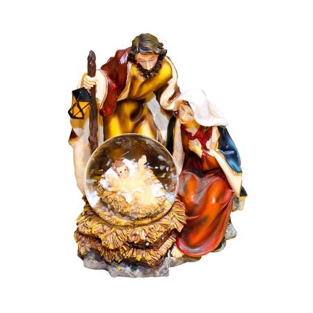 nascita di gesu: Bibbia mitica scena della nascita di Ges�