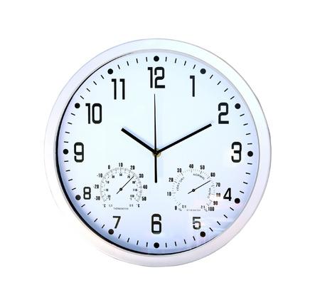 Classic wall clock photo