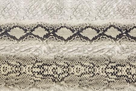 snake skin pattern: Black and white wild snake skin pattern