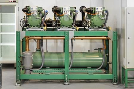 compresor: Refrigerador equipo de compresor para las cámaras frigoríficas comerciales