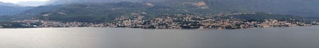 Herceg Novi and Igalo in Montenegro panorama Stock Photo - 20470069