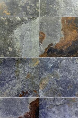 Traditional Italian gray granite wall tiles texture Stock Photo - 21401163