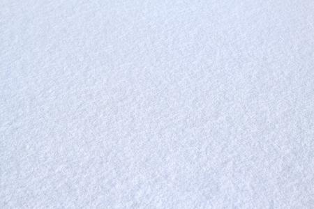 untouched: Untouched fresh snow natural texture