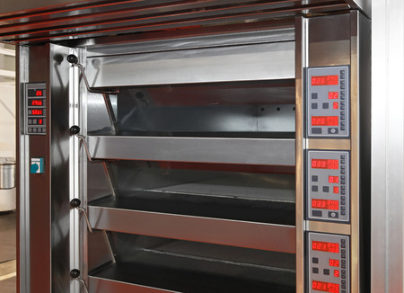 multy: Multy level bakery oven in food factory