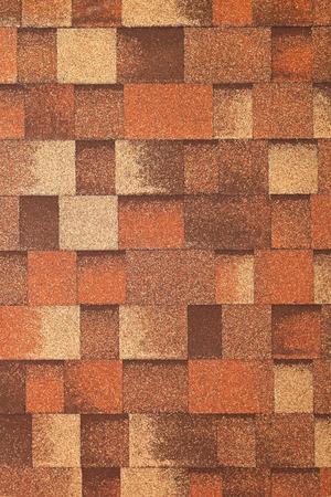 asphalt shingles: New roof shingles for modern home