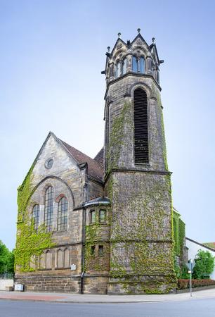 evangelical: Reformed Evangelical church in Hannover Germany