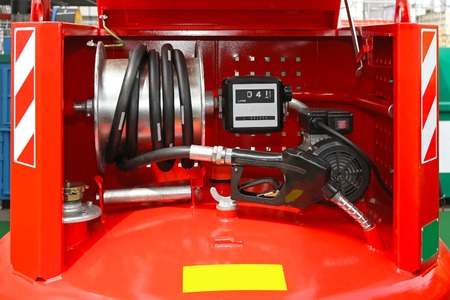 fueling: Portable fueling station for diesel oil