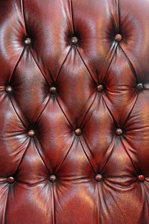 upholster: Vintage style leather upholster pattern background