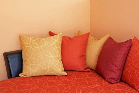 Sofa Cushions Stock PhotosPictures Royalty Free Sofa Cushions