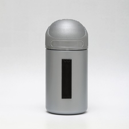 magneto: Magneto acoustic tag at bottle for shoplifting protection