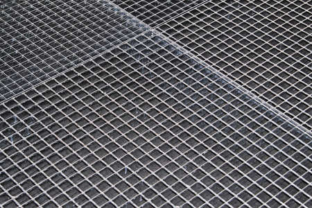 light duty: Light duty stainless steel industrial floor grating