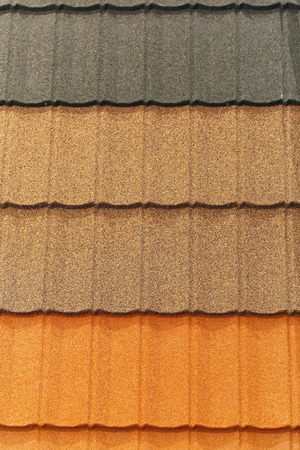 durable: Durable roof shingles in three colors