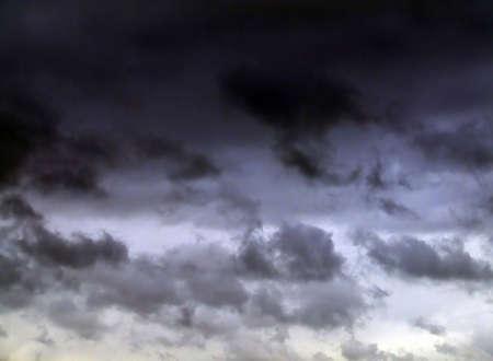 przewidywanie: Czarne chmury burzliwe przed burzą