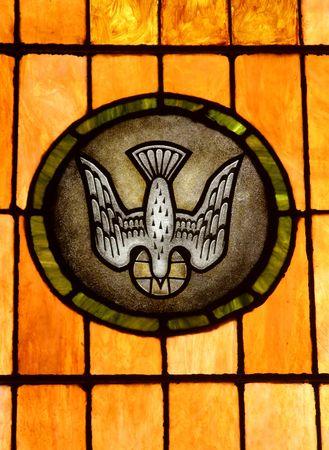 representations: Crystal arte colonial en una iglesia en San Juan, Puerto Rico  Foto de archivo