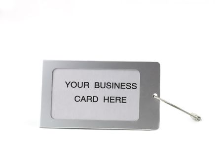 authorisation: write your company name Stock Photo