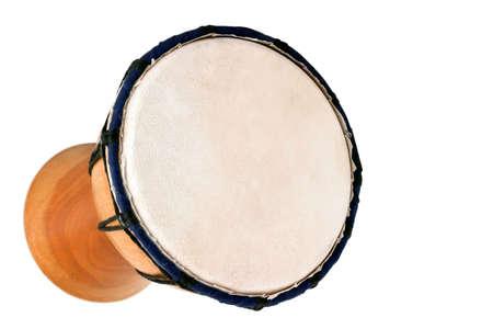 Jambe Drum - Horizontal Top - Balinese gamelan making mahogany wood drum