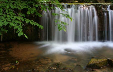Grubas Waterfalls, Latvia
