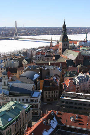 Riga - capital of Latvia