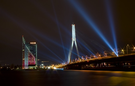 Riga - the Capital of Latvia photo