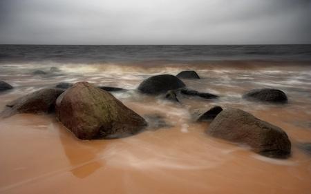 Tuja coast  Latvia