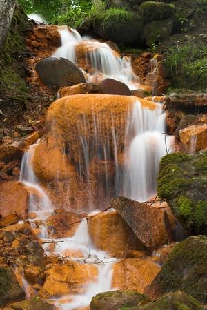 """Davida Avoti"" Waterfall"
