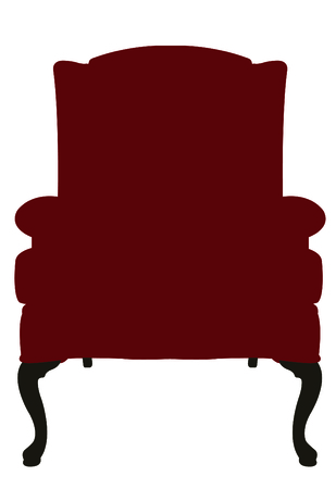 recliner: Recliner Illustration
