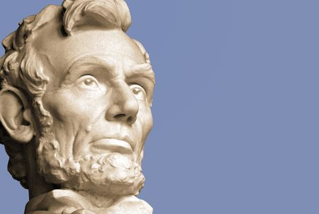 senate: Abraham Lincoln, the sixteenth President of the United States.