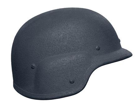 swat teams: A US police helmet. As used by SWAT teams. Stock Photo