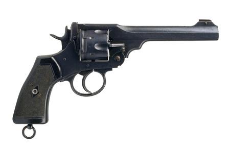 A big British military revolver, in calibre  455