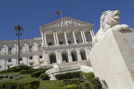 Lisbons Sao Bento Palace