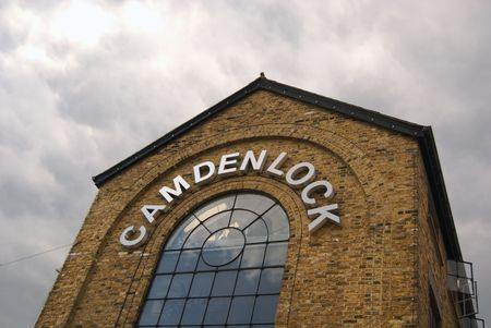 Camden Lock is a double manually-operated lock on the Regents Canal in Camden Town
