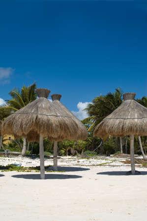 Tropical Dream Beach Paradise Panoramic Stock Photo - 2837998