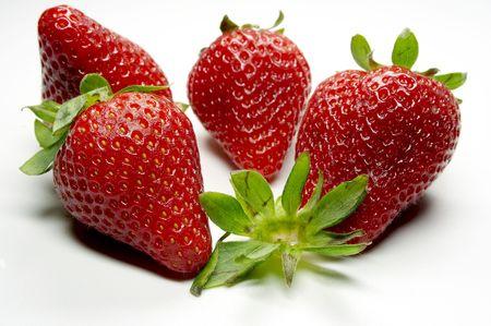 garden key: Strawberry