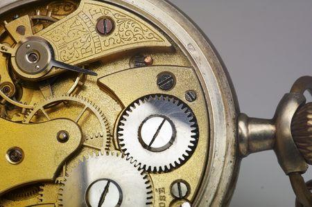 punctual: Pocket Watch  Foto de archivo