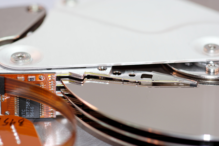 hard disk drive: HDD- Details of a hard disk drive