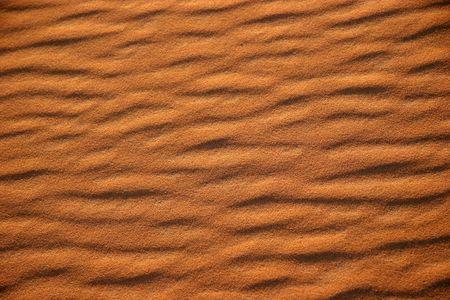 sandbank: Sand Patterns in the Sahara Desert, Morocco
