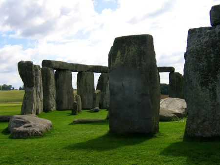 stone henge, england photo